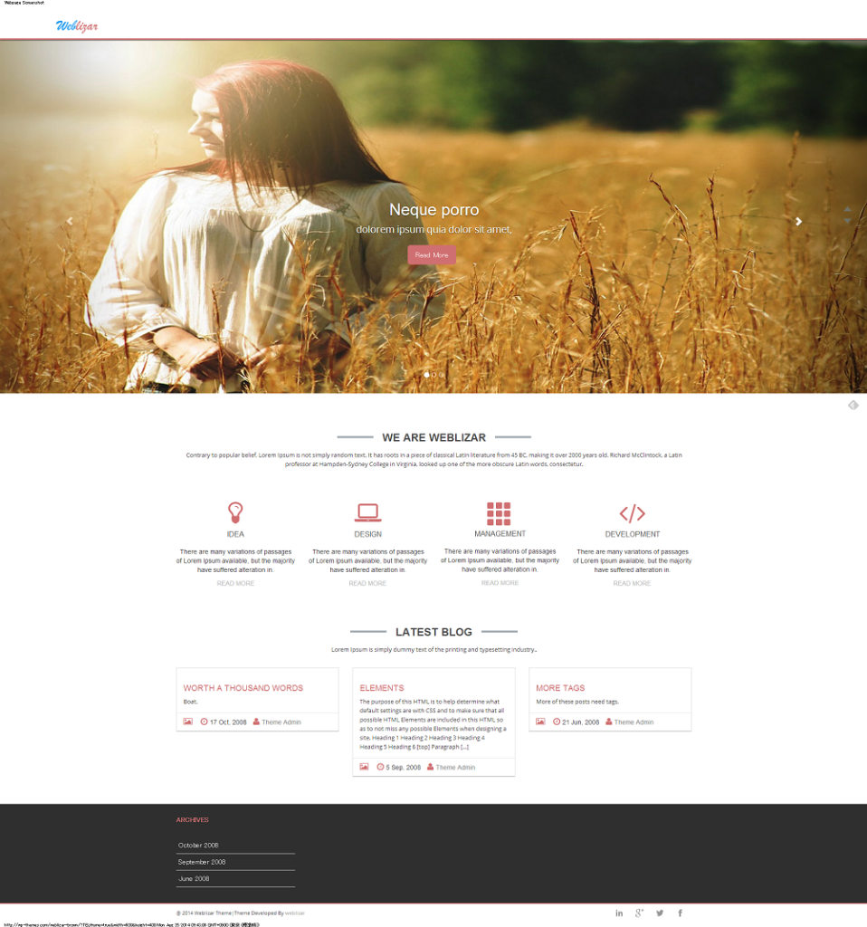 Theme Preview   Previewing Another WordPress Blog (8)