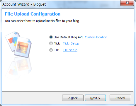 blogJet Setting img upload