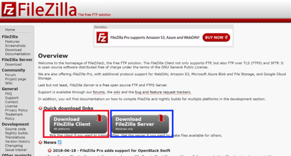 FileZilla---The-free-FTP-solution